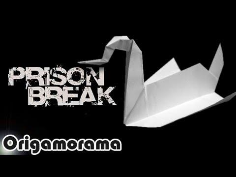 Cómo hacer el GANSO de PRISON BREAK