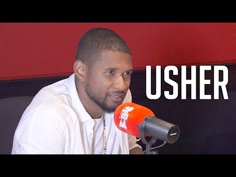 Usher Vents About His Divorce and Depression +