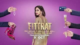 Tarini Bisht | Fittrat | Trailer Streaming 9th October | ALTBalaji