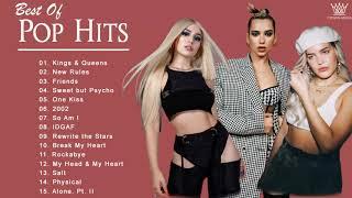 Pop Songs Hits 2021- Best Songs Collection 2021 - Avamax, DuaLipa, AnneMarie