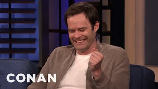 Download The ″Barry″ Scene That Broke Bill Hader - CONAN on TBS Video