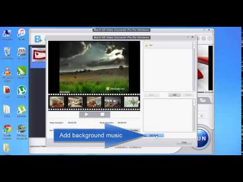 How to Convert Your Photos/Pictures into Videos with one Click