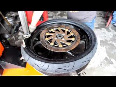Mizzle MaxxPro Tire Review [Tagalog/Filipino]