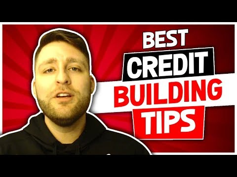 How to build your credit fast starting from nothing! (My best tips)