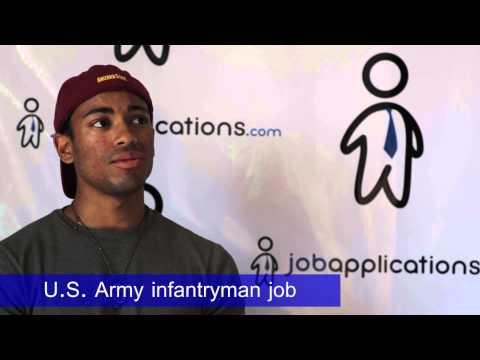U.S. Army Interview - Infantryman