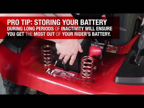 3 Tips to Get Your Riding Mower Ready for Spring   Get Running with Troy-Bilt