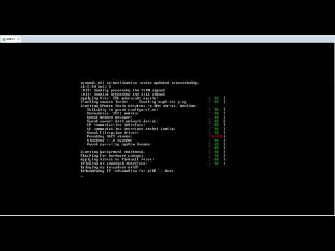 RHEL 5 - root password reset