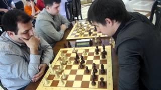 gm Rauf Mamedov - gm Andreykin chess blitz