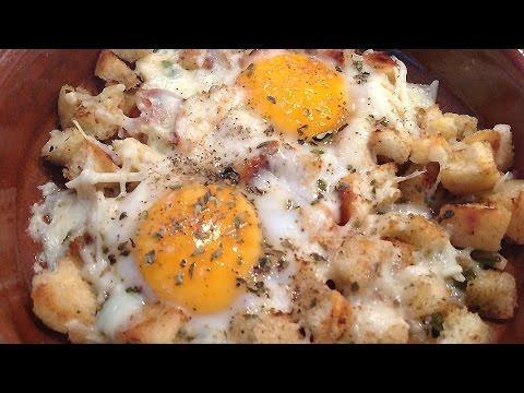 Eggs Napoleon