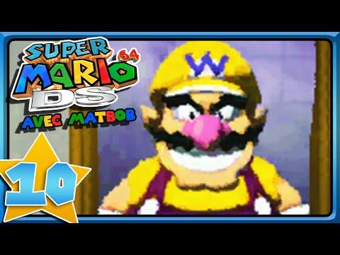 Super Mario 64 DS [#10] - ET LE DERNIER, WARIO !