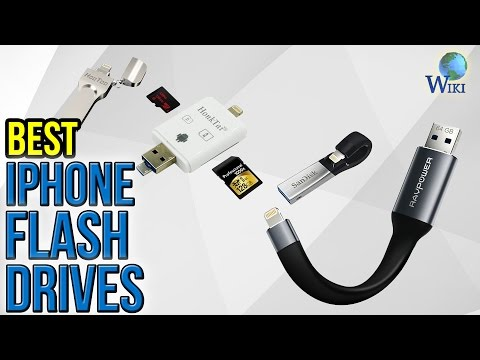 8 Best iPhone Flash Drives 2017