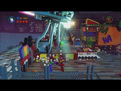 Lego Batman 3: Beyond Gotham - How to Unlock Deathstroke + Gameplay (HD)