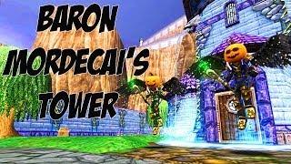 Wizard101: Farming Lord Nightshade's Tower | Halloween Item