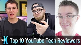 Top 10 YouTube Tech Reviewers - TopX