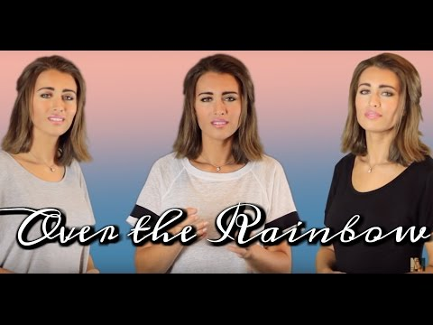 Somewhere Over the Rainbow // 3 part a cappella