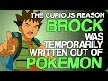 The Curious Reason Brock Was Temporarily Written Out of Pokémon (Favourite Pokémon Characters)