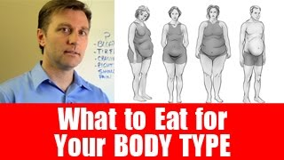 What to Eat for Your Body Type?