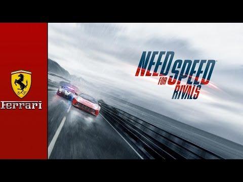 Need for Speed Rivals Ferrari (no HUD)