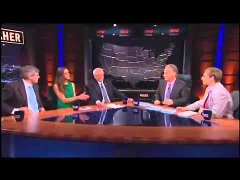 Real Time with Bill Maher Rips Ignorant Americans Over Anti-Science Beliefs - April 5, 2013