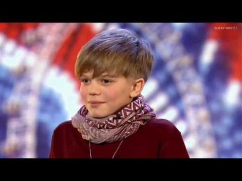 Ronan Parke on Britain's Got Talent 2011 Week 3
