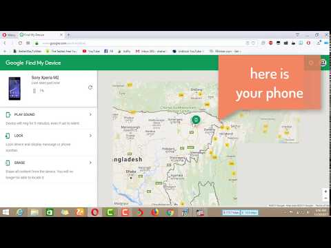 Track Your phone in MAP | How to Find a Lost or Stolen Android Phone very easy must watch