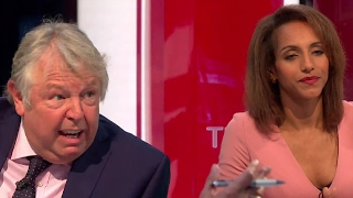 "Sky News Gender Debate. Nick Ferrari ""A 3yo with gender identity issues? it is utterly wrong"""
