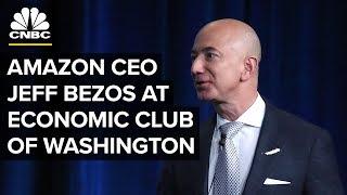 Download Jeff Bezos At The Economic Club Of Washington (9/13/18) Video