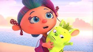 Download Новые мультики! Монсики - Любовь к трём шишканасам - Мультфильм для детей Video