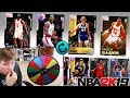 SPIN THE WHEEL OF DRAFTS NBA 2K19
