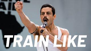 Rami Malek's Workout From Bohemian Rhapsody   Train Like A Celeb   Men's Health
