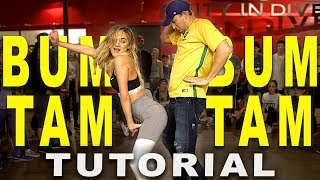 Download BUM BUM TAM TAM - J Balvin & Future Dance TUTORIAL | Matt Steffanina & Chachi | DANCE TUTORIALS LIVE Video