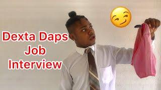 Dexta Daps Job Interview | @nitro__immortal