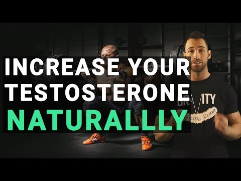 How to Increase Testosterone Naturally ➟ TRUE METHODS | Low Testosterone Levels treatment Men Foods