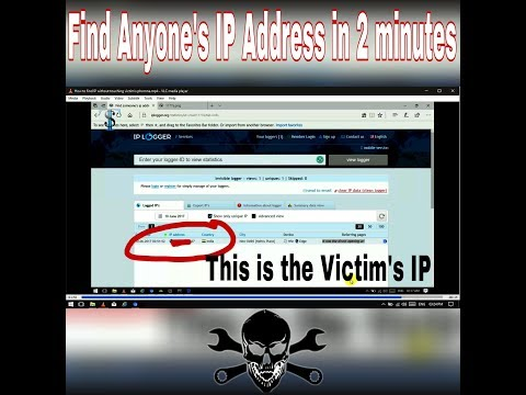 How To Find Someone's IP address Without Touching His Phone/Laptop