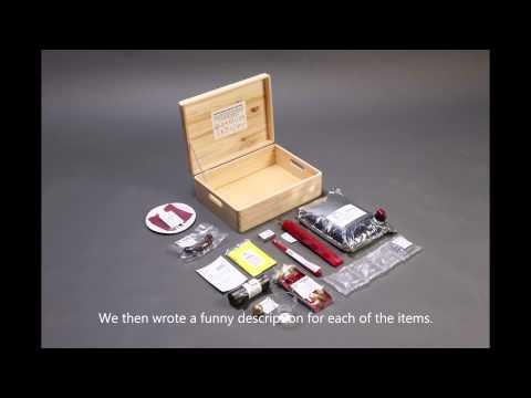 Christmas survival kit - Pakendikeskus