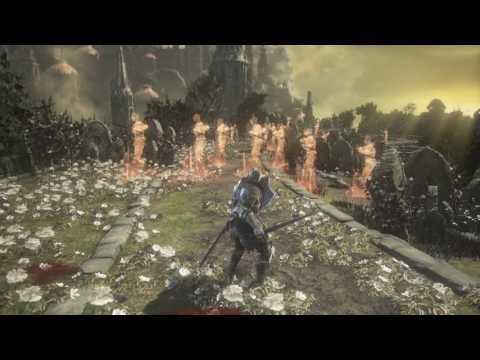 DARKSOULS III: The Ringed City gameplay