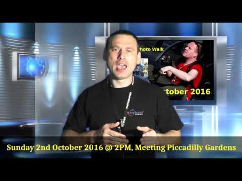 Sunday 2nd October 2016 Manchester Photo Walk Event