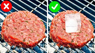 21 TRICKS TO BECOME A BBQ MASTER WITH THESE EASY COOKING HACKS