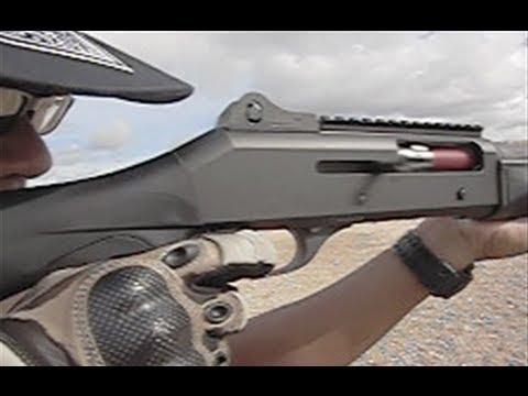 Benelli M4 vs Saiga 12