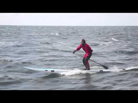 Penobscot Bay SIC Downwinder - Maine SUP