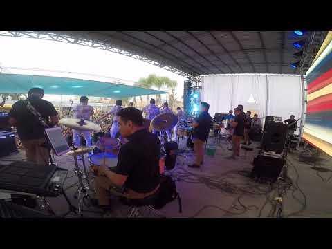 Drumcam / Gran Orquesta Internacional / Luis Espinoza Drummer