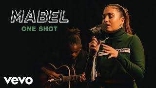 Mabel - One Shot (Live) | Vevo Live Performance