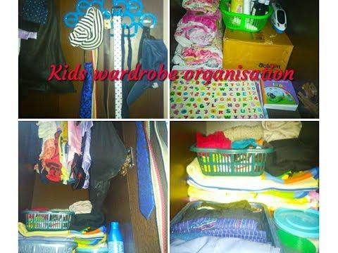 Kids wardrobe ideas|kids wardrobe organisation ideas|kids wardrobe|Sonia Dsouza