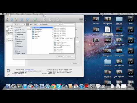 Easiest Way to Make a Bootable Mountain Lion USB Stick