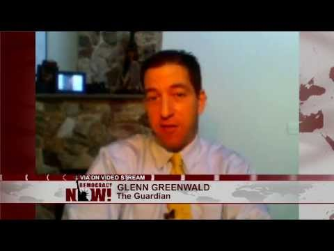Glenn Greenwald Responds to Carl Bernstein over Edward Snowden Controversy