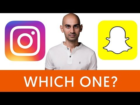 Snapchat VS Instagram: Here's Which Social Media Platform You Should Use For Business