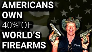 Americans Own 40% of World