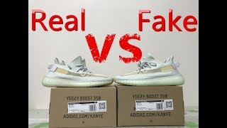 cf374bbac394b Real vs Fake Review YEEZY BOOST 350 V2 HYPERSPACE + On Foot