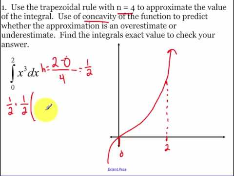 6.5 - Trapezoidal Rule (2018)