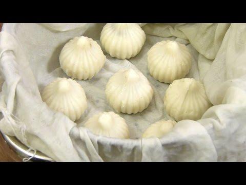 Traditional Steamed Modak Recipe | Ukadiche modak - Ganesh Chaturthi Special